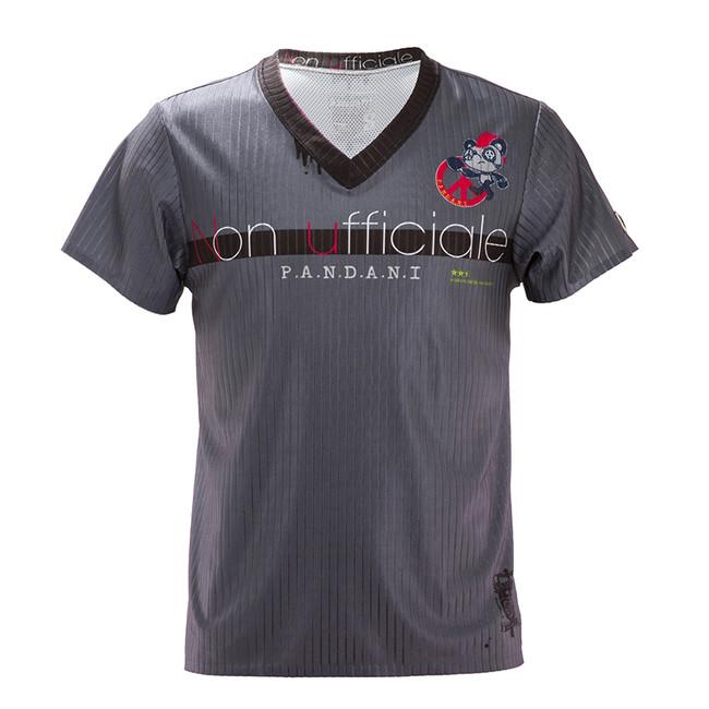 Non ufficiale T.T UNISEX Tシャツ/グレー