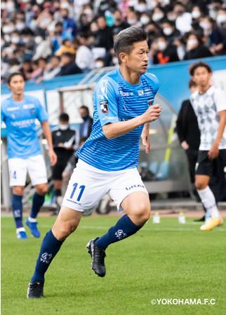 三浦 知良 選手
