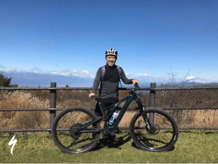 「重症筋無力症」と戦うレジェンドライダー辻浦圭一氏とスペシャライズドe-Bike「TURBO LEVO SL」がタッグを組みQOLの向上に向けた情報発信を開始