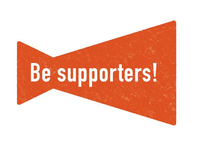 最高齢92歳のサポーターも誕生!サントリーウエルネス「Be supporters!(サポーターになろう!)」プロジェクト始動