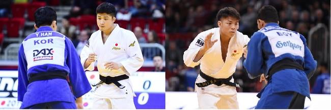 柔道男子66kg級 日本代表内定選手決定戦