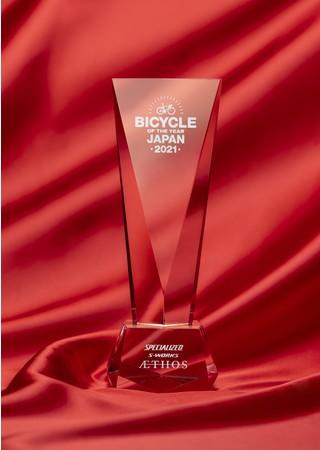 2021年のナンバーワンロードバイクはこれだ!「日本バイシクル・オブ・ザ・イヤー2021」をスペシャライズド・Sワークス エートス が受賞!