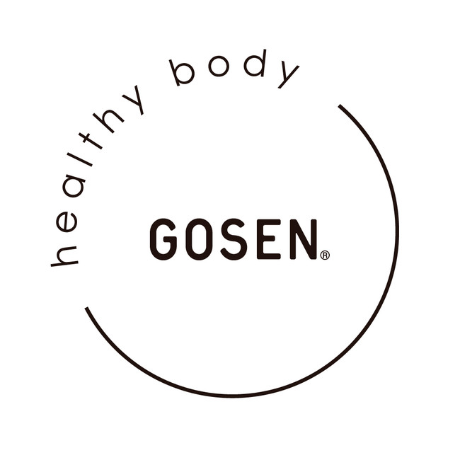 GOSEN healthy bodyロゴ