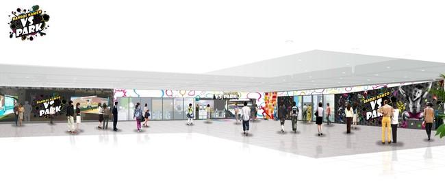 ▲『BANDAI NAMCO VS PARK ららぽーと上海金橋店』