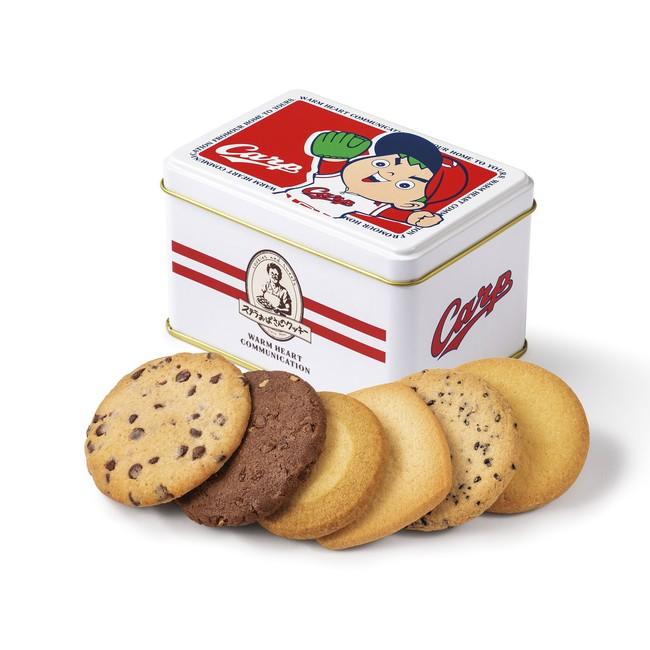 【本館B1F アントステラ】 クッキー缶 918円