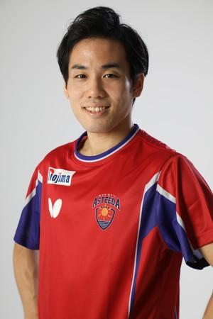 琉球アスティーダ 平野友樹選手契約更新のお知らせ