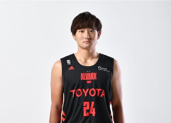 B.LEAGUE 2021-22シーズン #24 田中 大貴選手契約継続のご報告