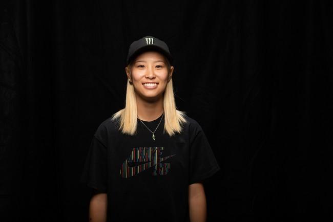 WELCOME to MONSTER! 日本人No.1女性ストリート・スケートボーダー西村碧莉がモンスターファミリーの一員に