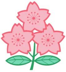 ラグビー日本代表ロゴ(桜エンブレム)