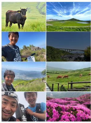 【トレイルラン】「日本旅ラン」九州編スタート! 雄大な自然を味わうコースを堪能しよう