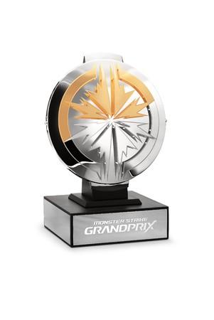 ティファニー、ブランド史上初となるeスポーツトロフィーを『モンストグランプリ』のために制作