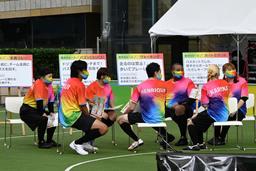 みんなで考え、作り出すインクルーシブなスポーツへの実験 P&G「Create Inclusive Sports」を開催!