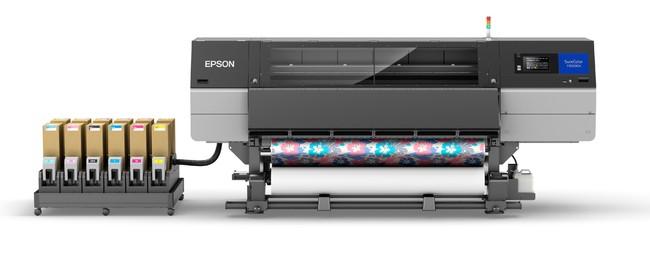 6色インク搭載で粒状感の少ない美しい高画質と高速プリントを両立した昇華転写プリンター『SC-F10050H』新発売