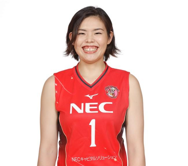 NECレッドロケッツ【バレー/Vリーグ】バレーボール女子日本代表出場内定選手決定のお知らせ