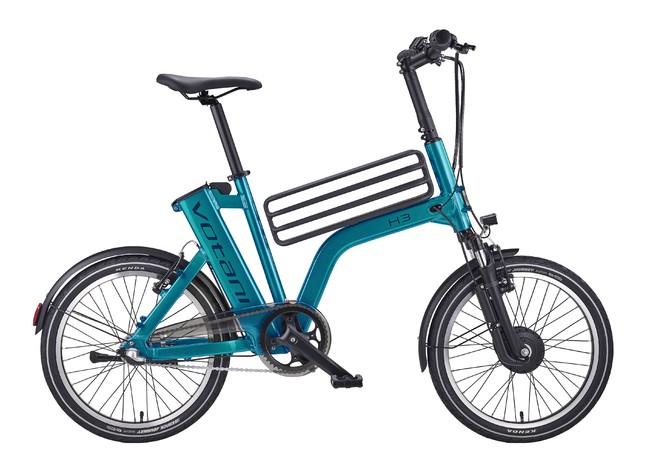コンパクト電動アシスト自転車「Votani by BESV」 より、ニューカラー登場 <8月20日発売>