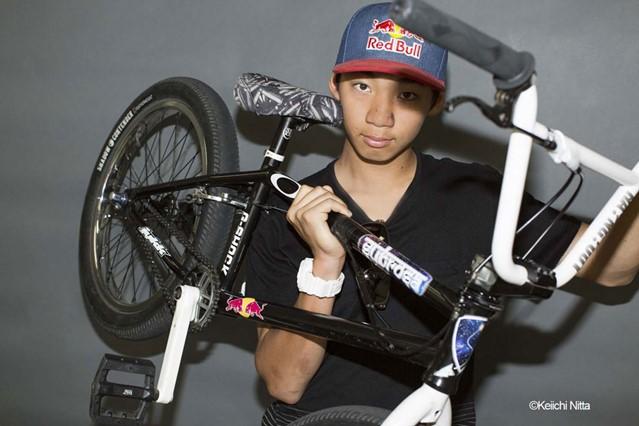 BMXフリースタイル中村 輪夢選手と所属スポンサー契約を2025年まで更新