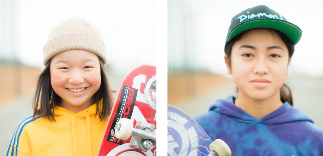 最年少初代女王がさらなる高みを目指して世界へ!西矢 椛、中山 楓奈がスケートボード世界最高峰の大会STREET LEAGUE SKATEBOARDINGに出場!!