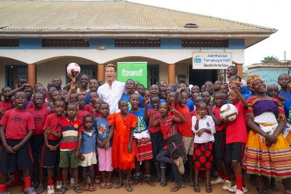 贈り物でヒトをつなぐ「オーエンズ」SOLTILO Bright Stars FCへサッカーボール差し入れプロジェクト開始