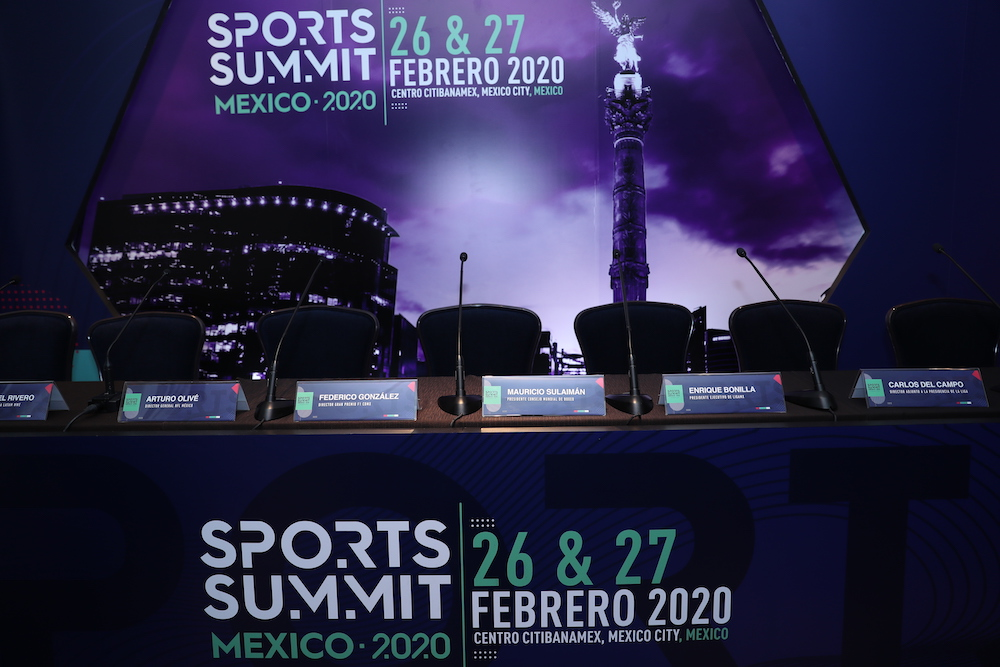 sports summit mexico 2020