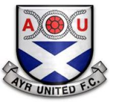 Ayr United Club Badge