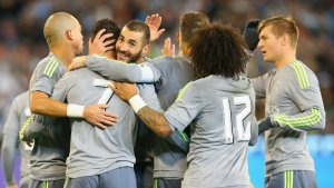 Real Madrid 4 – 1 Manchester City Highlights (International Champions Cup)