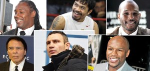 List of Richest boxers of this time being