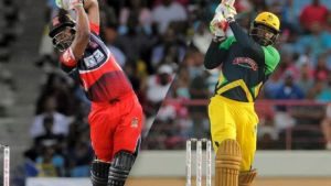 Trinidad & Tobago Red Steel vs Jamaica Tallawahs CPL T20 – 1st Semifinal