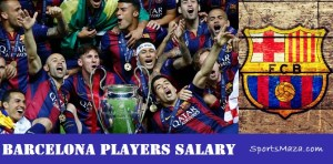 FC Barcelona All Player Salaries 2017-18 [Contract Details]