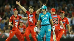 Brisbane Heat Vs Melbourne Renegades (Big Bash Match)