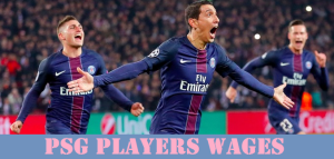 Paris Saint Germain Players Salaries 2017