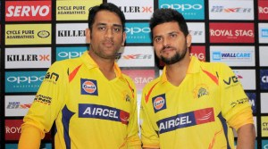 Pune and Rajkot is the new address of Dhoni and Raina