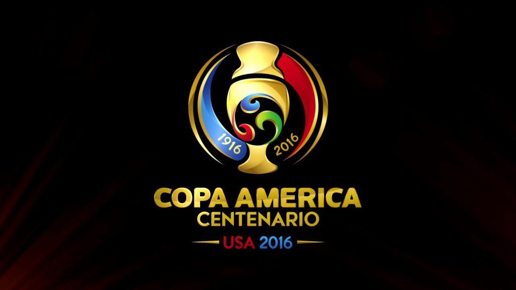Copa America Centenario 2016 Official Logo