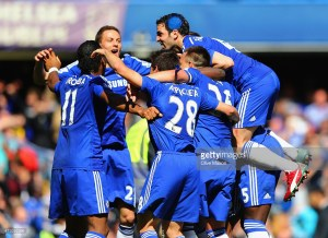 Chelsea won against Crystal place by 3-0 Highlights