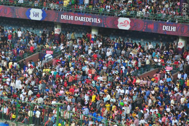 Huge Audience in IPL