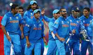 India team squad for ODI & T20 against Australia (January, 2016)