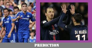 Chelsea Vs PSG Champions League Prediction