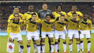Colombia Possible Team Squad For CA 2016