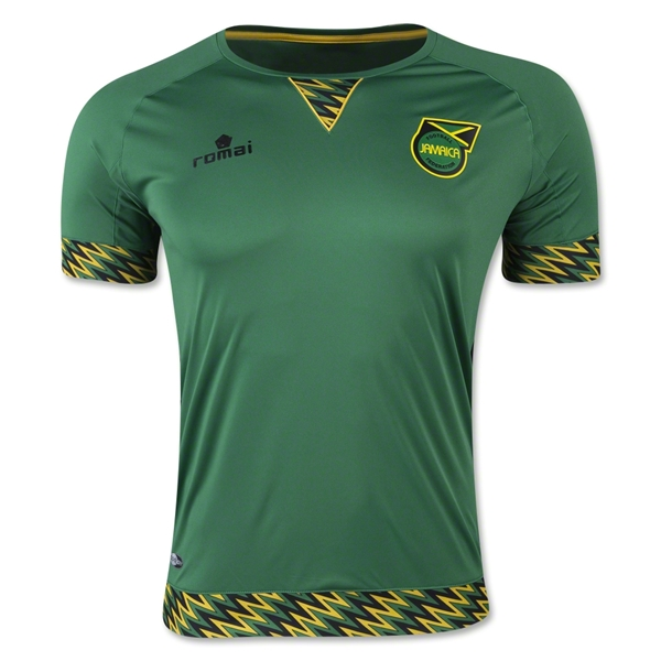 Jamaica Away Kit for Copa America 2016