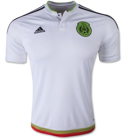 Mexico Away Kit for Copa America 2016