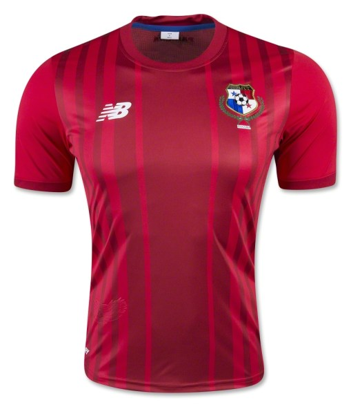 Panama Home Kit for Copa America 2016