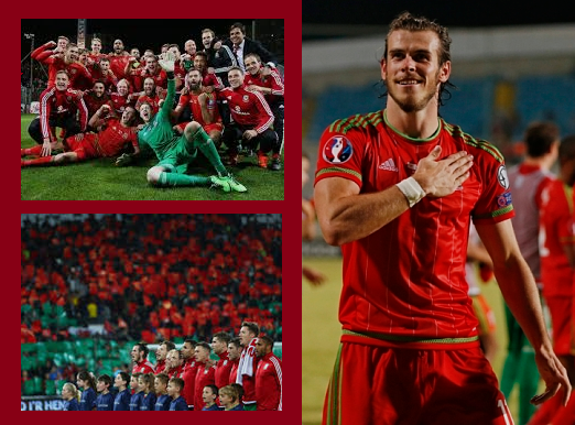 Wales team squad for UEFA Euro 2016