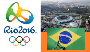 2016 Rio Olympic Broadcasting Rights (Countrywise)