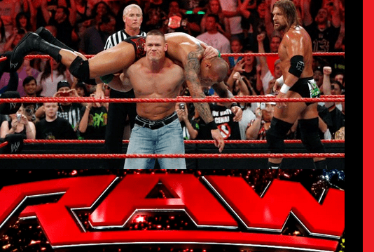 wwe monday raw