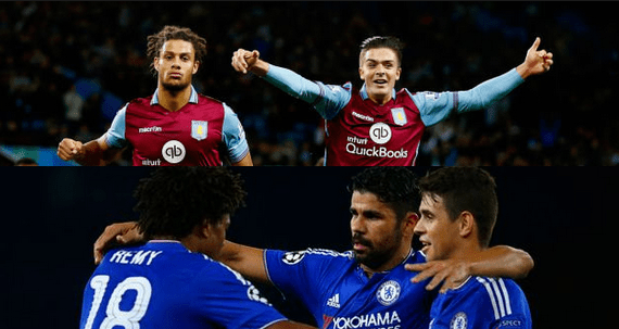Aston Villa Vs Chelsea