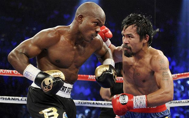 Manny Pacquiao Vs Timothy Bradley
