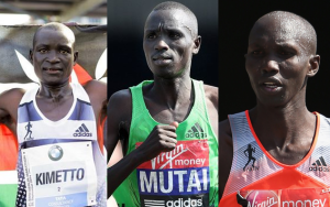 Top 20 World fastest runners in Marathon history (+Records)