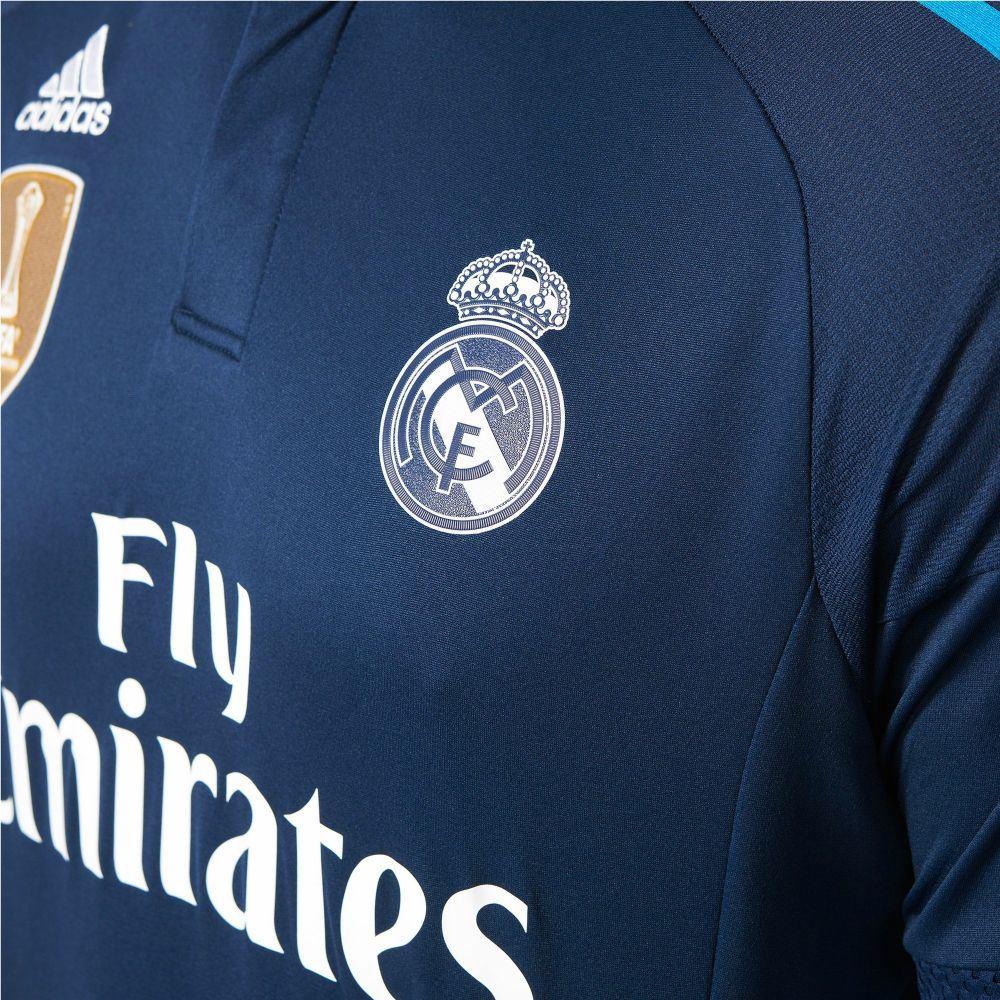 Spanish Giant Real Madrid Kit Leaked 2016 17 3rd 1617