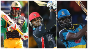Caribbean Premier League 2017 Top Run Scorer So Far