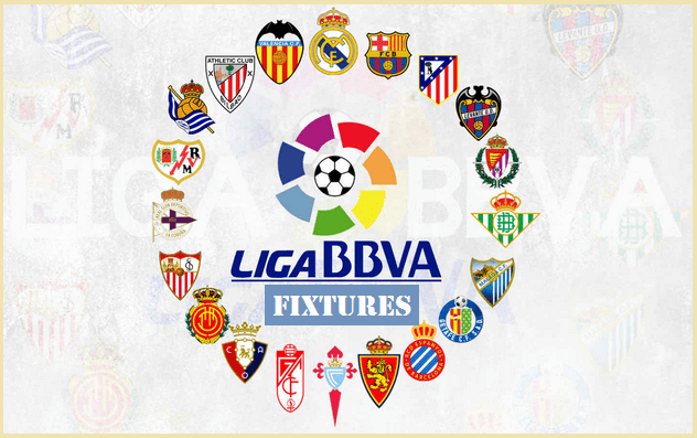 Spanish la liga 2018 19 schedule released date teams list stopboris Gallery