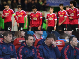 Manchester United can't afford a single lose in the premier league remaining fixture